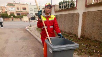 Photo of قصة عاملة نظافة مغربية.. من كنس الشوارع إلى ملكة جمال
