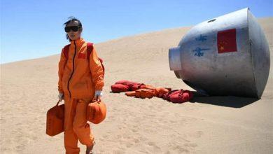 Photo of رواد فضاء صينيون يكملون تدريب البقاء على قيد الحياة في الصحراء