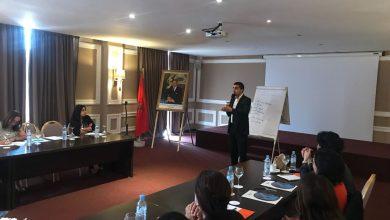 """Photo of أكادير .. """"التعبير و الإلقاء امام التجمعات و الإعلام"""""""" هو موضوع الشبكة الدولية لتواصل النساء بالمغرب"""