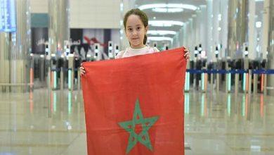 Photo of بالفيديو.. لحظة وصول مريم أمجون بطلة تحدي القراءة العربي الى مطار محمد الخامس بالدرالبيضاء