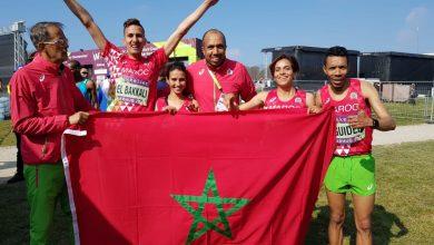 Photo of بطولة العالم للعدو الريفي ( أهروس 2019) : المغرب يحرز فضية مسابقة التناوب المختلط