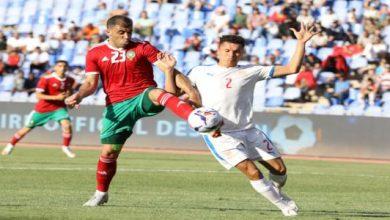 Photo of كأس إفريقيا للأمم 2019 : انهزام المنتخب المغربي في مباراة إعدادية بمراكشأمام نظيره الغامبي ( 1 -0)