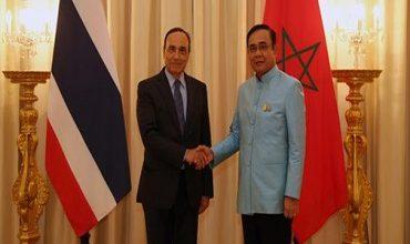 Photo of رئيس وزراء تايلاند يعلن دعم بلاده لترشح المغرب لنيل وضع الشريك في الحوار القطاعي لدى رابطة دول (آسيان)