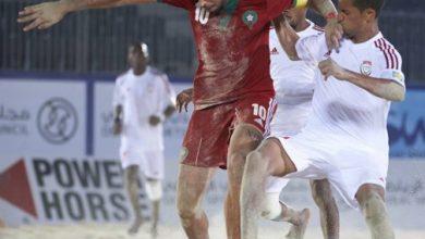 Photo of وسيم الحداوي عميد المنتخب الوطني للكرة الشاطئية مرشح لجائزة أفضل لاعب في العالم