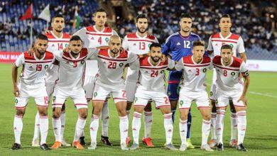 Photo of المنتخب المغربي لكرة القدميفوز في ثاني مباراة إعداديةعلى منتخب النيجر 1-0