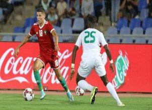 Photo of المنتخب المغربي لكرة القدم يتعادل وديا بمراكشمع نظيره البوركينابي 1-1