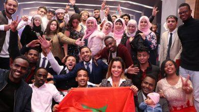 "Photo of تتويج المغربية السيدة سامية الغزالي بـ"" مسابقة الرسم"" بجامعة لانزهو للتكنولوجيا بدولة الصبن"