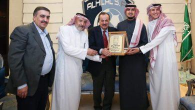 Photo of العربي للصحافة الرياضية يهنئ الهلال باللقب الاسيوي