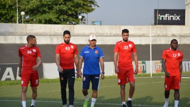 Photo of 9 لاعبين بعيادة فريق حسنية اكادير