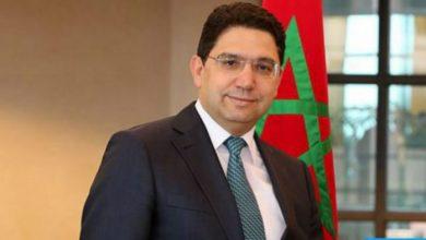 Photo of العيون تستضيف الاجتماع الوزاري بين المغرب ومجموعة دول المحيط الهادي يوم 22 فبراير المقبل