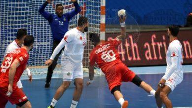 Photo of كاس أمم إفريقيا (الدور الرئيسي- المجموعة 2 ) : المنتخب التونسي يفوز على  نظيره المغربي 31-24 ويتأهل للمربع الذهبي.