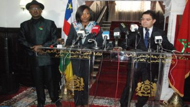 Photo of وزيرة  خارجية إفريقيا الوسطى تؤكد وقوف بلادها على الدوام إلى جانب المملكة