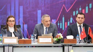 """Photo of المغرب وتركيا يتفقان على مراجعة شروط اتفاقهما للتبادل الحر من أجل تجارة """"أكثر توازنا"""""""