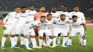 Photo of عصبة الأبطال الإفريقية (الجولة الرابعة): نقطة ثمينة للرجاء البيضاوي أمام  شبيبة القبائل الجزائري