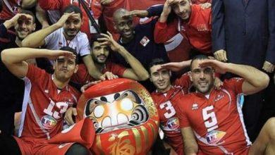 Photo of المنتخب التونسي للكرة الطائرة يتأهل إلى الأولمبياد للمرة السابعة في تاريخه