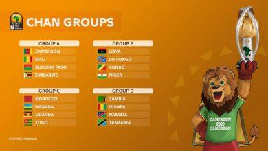 Photo of بطولة إفريقيا للاعبين المحليين (الكامرون 2020 ): المنتخب المغربي في المجموعة الثالثة