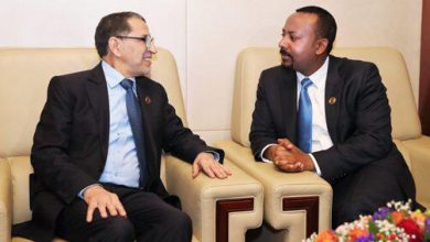 Photo of سعد الدين العثماني يجري مباحثات مع الوزير الأول لجمهورية إثيوبيا