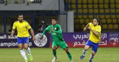 Photo of ذهاب نصف نهائي كأس محمد السادس للأندية العربية..هزيمة الرجاء أمام الإسماعيلي المصري (1-0)