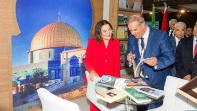 Photo of صاحبة السمو الملكي الأميرة لالة حسناء تترأس بالدار البيضاء افتتاح الدورة الـ26 للمعرض الدولي للنشر والكتاب