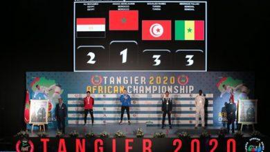 Photo of البطولة الإفريقية للكراطي (طنجة 2020) .. المغرب يحرز لقب البطولة الإفريقية للكراطي بطنجة برصيد 37 ميدالية