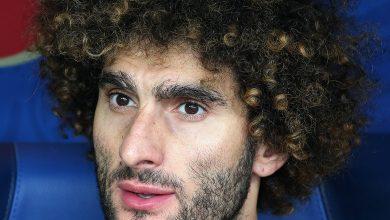 Photo of اللاعب السابق لفريق مانشستر يونايتد الانجليزي البلجيكي -المغربي   مروان فيلايني يصاب بفيروس كورونا