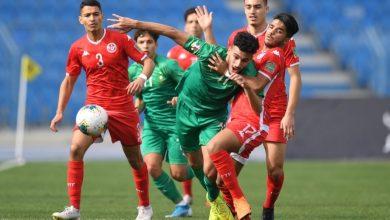 Photo of كأس العرب لأقٌل من 20 سنة : انهزام  المنتخب المغربي برباعية أمام نظيره  التونسي في دور نصف النهاية