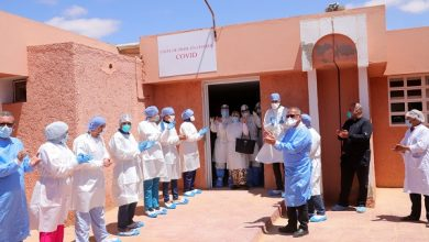 Photo of فيروس كورونا بالمغرب : 130 حالة شفاء خلال الـ24 ساعة الأخيرة
