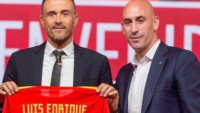 Photo of لويس إنريكي مدرب منتخب  إسبانيا لا يحبذ إقامة مباريات بدون جماهير