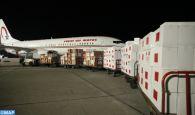 Photo of كوفيد-19.. بتعليمات ملكية سامية المغرب يرسل مساعدات طبية إلى عدة دول إفريقية