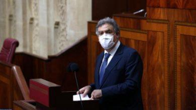 Photo of وزير الداخلية يستعرض الإستراتيجية الحكومية المتكاملة لتدبير كل مراحل محاربة وباء كورونا