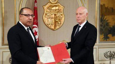 Photo of الرئيس التونسي يكلف وزير الداخلية هشام المشيشي بتشكيل حكومة جديدة