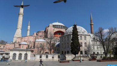 """Photo of بقرار تاريخي تركيا تحول """"آيا صوفيا"""" رسميا إلى مسجد لمياء ضاكة ( وكالة المغرب العربي للأنباء )"""