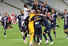 Photo of باريس سان جيرمان يتوج بكأس الرابطة على حساب أولمبيك ليون