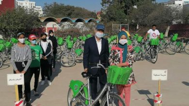 Photo of حفل توزيع 250 دراجة هوائية لدعم  المتمدرسين المنحدرين من المناطق البعيدة عن المؤسسات التعليمية باكادير اداوتنان