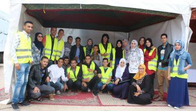 Photo of أَزْيد مِنْ 670 مُسْتَفيدْ في اليوم الأول من الحملة الطبية المتعددة التخصصات بتغازوت