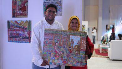 Photo of فيديو.. المعرض الدولي للفن المعاصر بمدينة أكادير