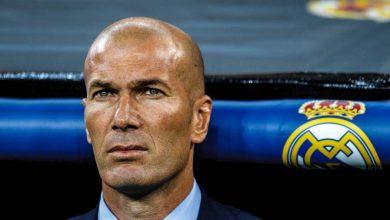 Photo of عاجل زيدان يعلن استقالته من ريال مدريد