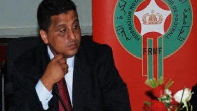 Photo of مولود أجف إبن الصحراء يعين عضوا دائما بالإتحاد الإفريقي لكرة القدم