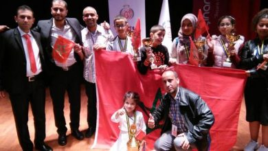 Photo of تلاميذ مغاربة يفوزون بمسابقة للحساب الذهني بتركيا