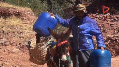 Photo of نقص المياه .. مشكلة الجفاف تكتسح دواوير بإداوتنان