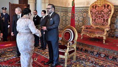 Photo of جلالة الملك يعين عددا من السفراء الجدد