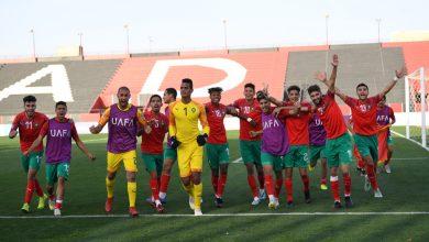 Photo of المنتخب المغربي للشبان لكرة القدم يتأهل  لنصف نهاية كأس العرب على حساب المنتخب الليبي (9-8 ض ت).