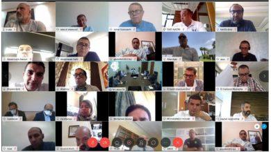 Photo of تكوين لجنة لدراسة الحلول الواقعية من أجل استئناف النشاط الكروي بالمغرب