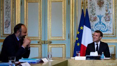 Photo of فرنسا.. قبول استقالة حكومة رئيس الوزراء إدوار فيليب