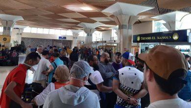 Photo of المغاربة العالقون بالخارج.. وصول أزيد من 300 مواطن مغربي عائدا من كندا إلى مطار أكادير المسيرة